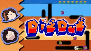 Dig Dug: Rock Party - Game Grumps VS
