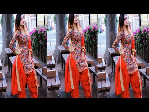 Cotton Punjabi Salwar Suit Designs  Ideas For Daily Wear ||Cotton Salwar Kameez  For College Girls