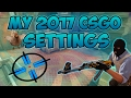 MY 2017 CS:GO SETTINGS (Crosshair, VIewmodel, HUD & More!)