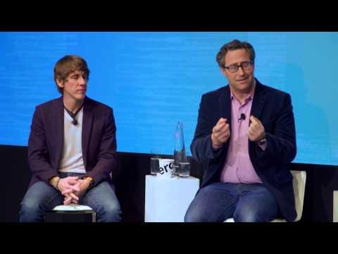 Bloomberg Cornell Tech Speaker Series: Foursquare Explains Location Intelligence (Full Version)