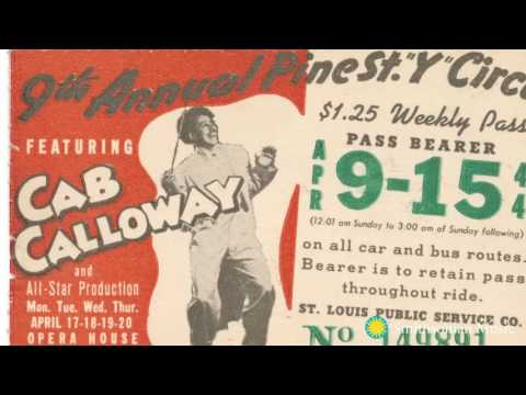 Tell us about the Cab Calloway Collection