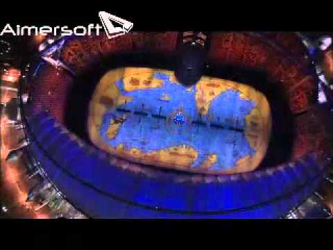 DOHA 2006 ASIAN GAMES OPENING CEREMONY part 1