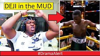 KSI goes OFF on Deji! #DramaAlert - David Dobrik ( We Forgive You! ) DDG iCarly! RiceGum vs iDubbbz!