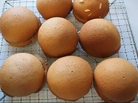 How To Make Mexican Buns (Similar To Paparoti And Roti Boy)