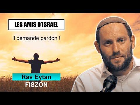 LES AMIS D'ISRAEL 1 - Rav Eytan Fiszon (Juif et non Juif)