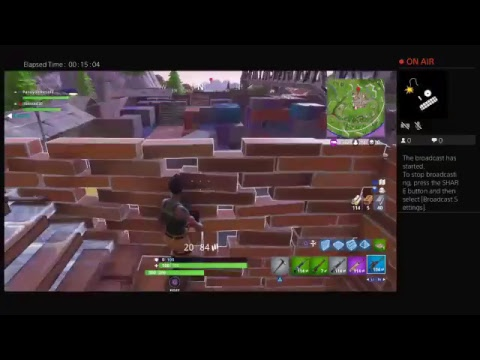 Fortnite with sean hooper and William street