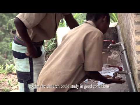 School: the source of life in Burundi