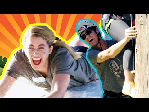 Thumbnail: People Try Adult Camp