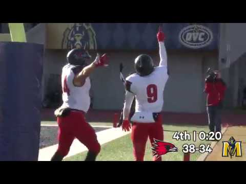 SEMO Football | Redhawks fall at Murray State 40-38 - Nov. 10, 2018