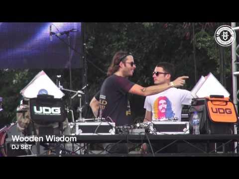 Wooden Wisdom - DJ Set - Monterrey City Fest