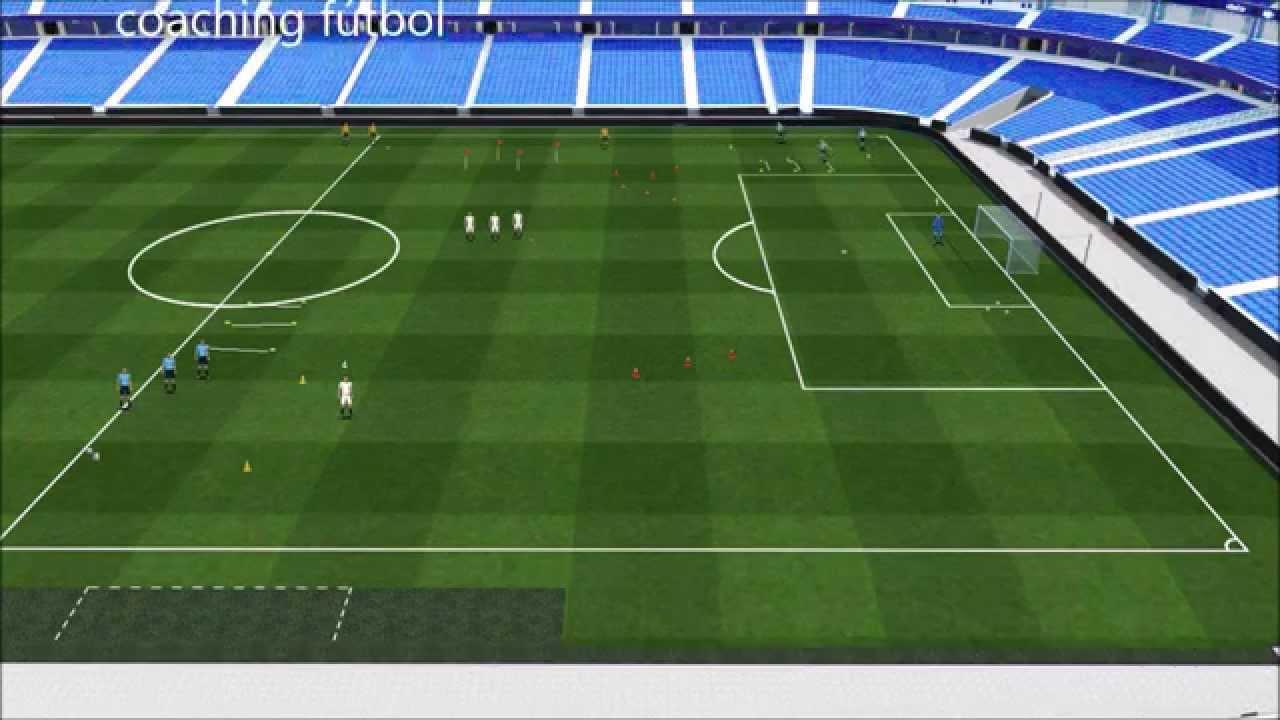 manual de entrenamiento de futbol pdf