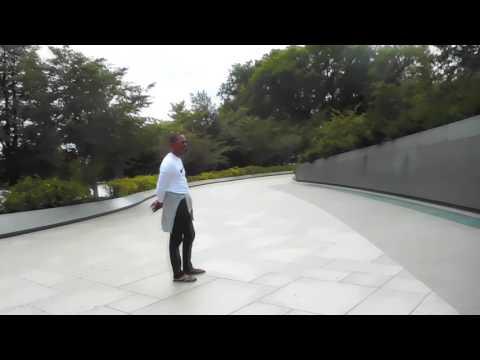 Martin Luther King Jr memorial Washington DC 2016