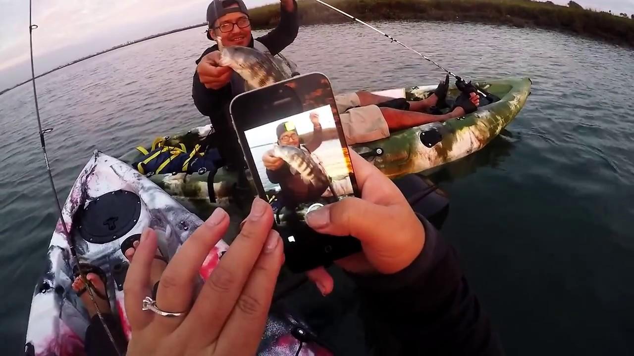 Seal Beach Harbor Bay B Fishing