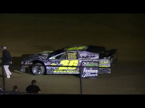 Stock Car Feature | McKean County Raceway | 6-14-14