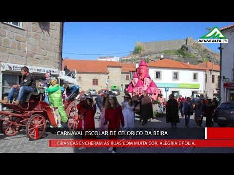 Carnaval Escolar de Celorico da Beira