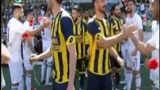 Ankaragücü 2-0 Hatayspor (Özet) / Spiker - Uğur Engin