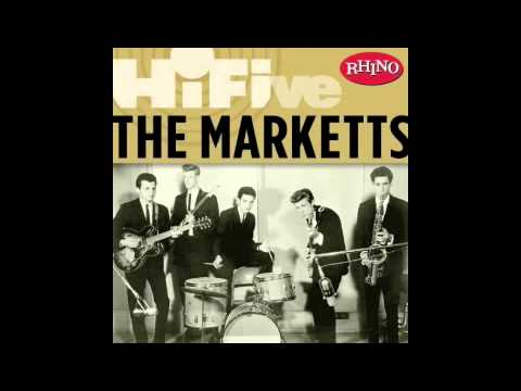 Michael Z. Gordon and The Marketts - Batman Theme