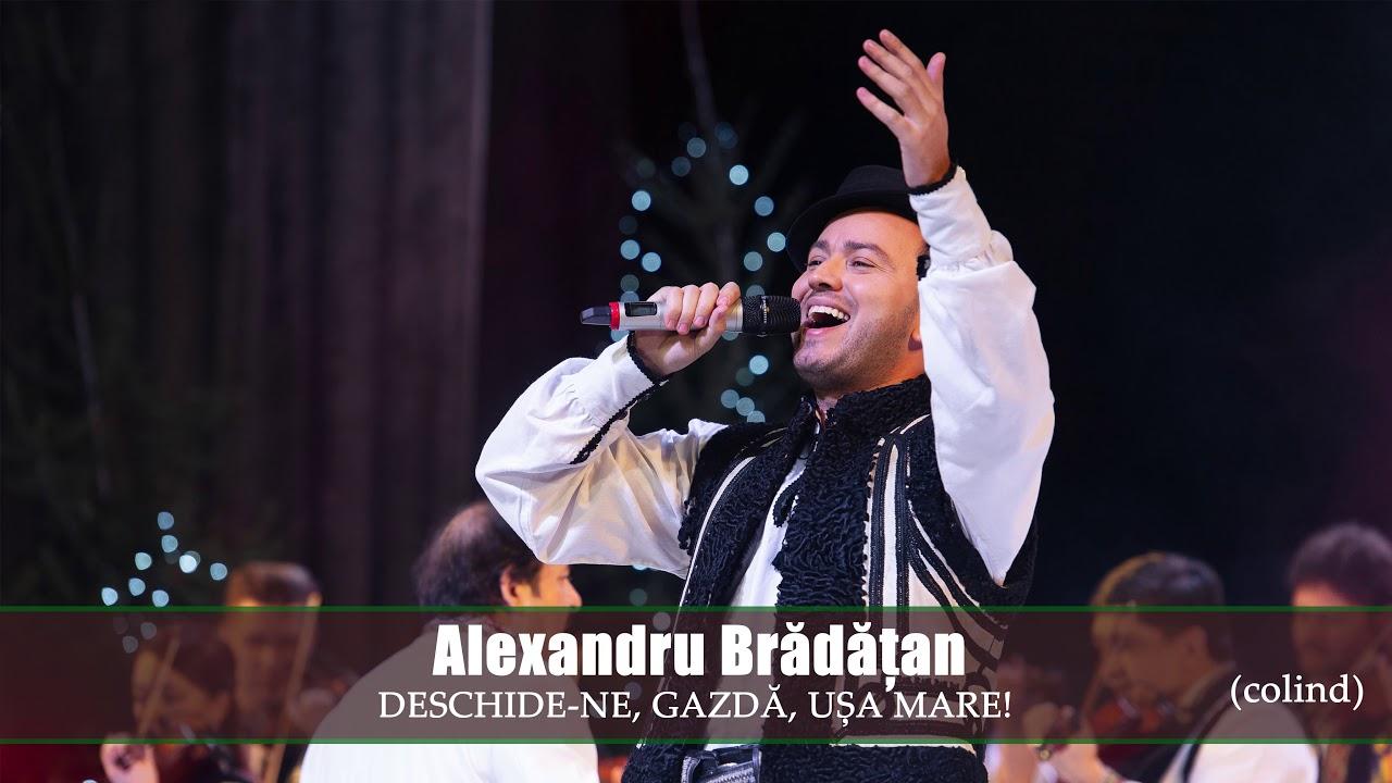 Alexandru Bradatan - DESCHIDE-NE GAZDA USA MARE (COLIND)