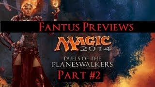 Magic the Gathering 2014 - Preview Part 2