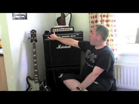 Ampeg PF500 Bass Head Review / Overview