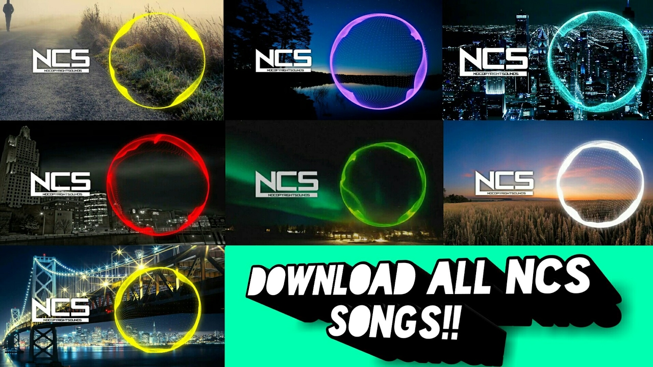 Download All Ncs Music For Free In Only One Package Youtube