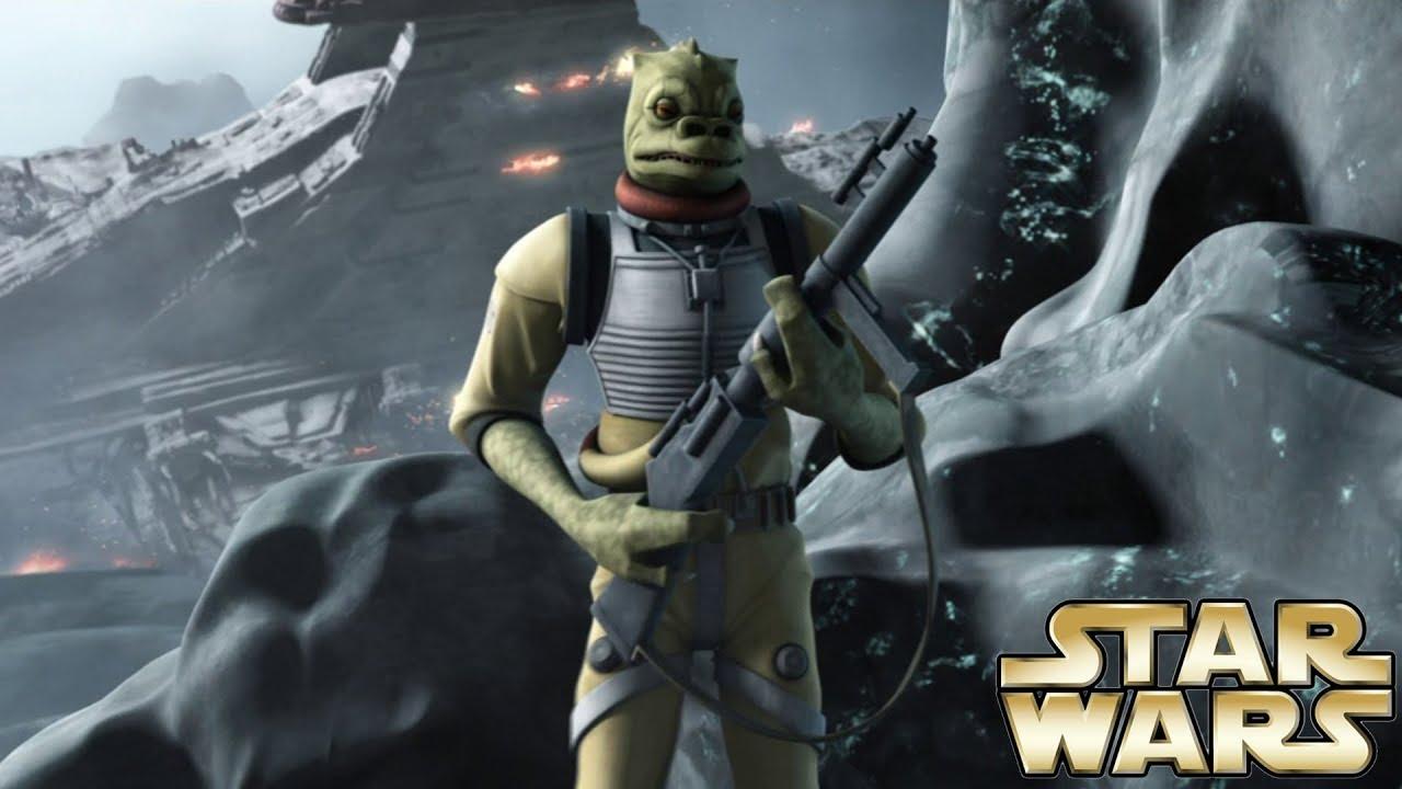 Alle Szenen Von Bossk Aus Star Wars The Clone Wars Kanon