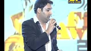 Ptc punjabi film awards 2013 kapil sharma