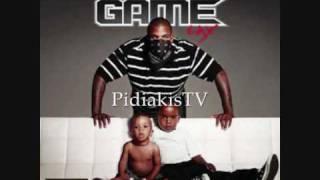 04 Bulletproof Diaries - The Game (Feat  Raekwon) + Lyrics PidiakisTV