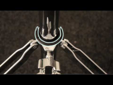 Best cymbal stand for drum setup (Gibraltar Hardware)