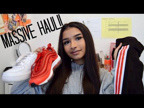 i spent way too much money.. | HUGE COLLECTIVE TRY ON HAUL | aneesah x ♡