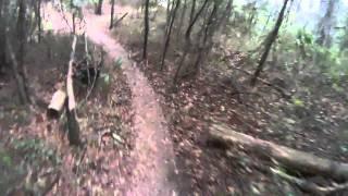 Rattlesnake Ridge  - Santos Trails MTB Park Ocala, Florida