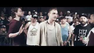 KOTD - Rap Battle - Marlo & Shuffle T vs Dirtbag Dan & Caustic  | #BOLA5