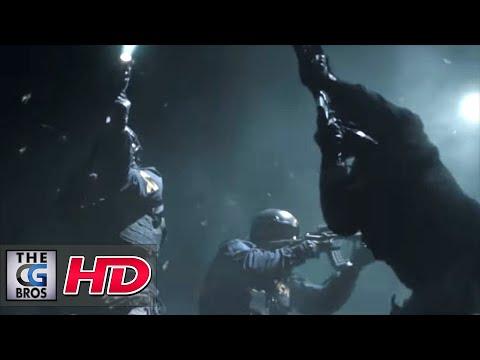 "CGI VFX Breakdown: ""Quantum Break"" - by AltVFX"