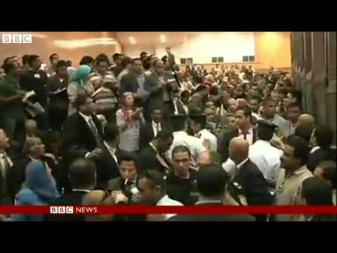 BBC News   Morsi espionage trial set to begin in Cairo 2