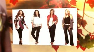 Модные фасоны брюк и джинсов для полных женщин