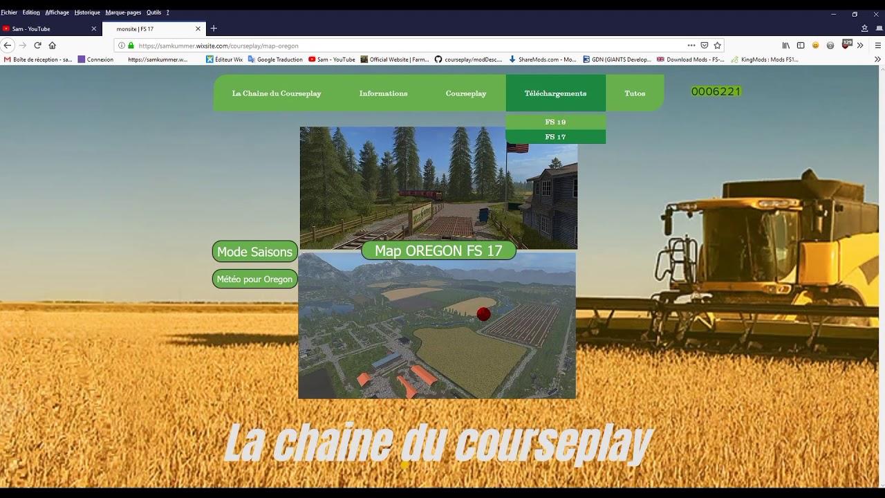 Courseplay FS19 Tuto du Blog