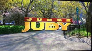 Judge Judy Closed Captioning Message