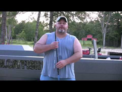 How To Catch Monster Flathead Catfish