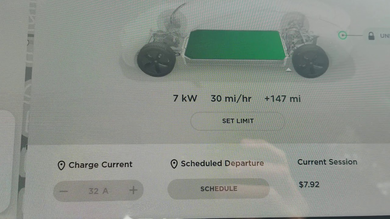 How much does it cost to charge a tesla model 3? ep. 1 ...