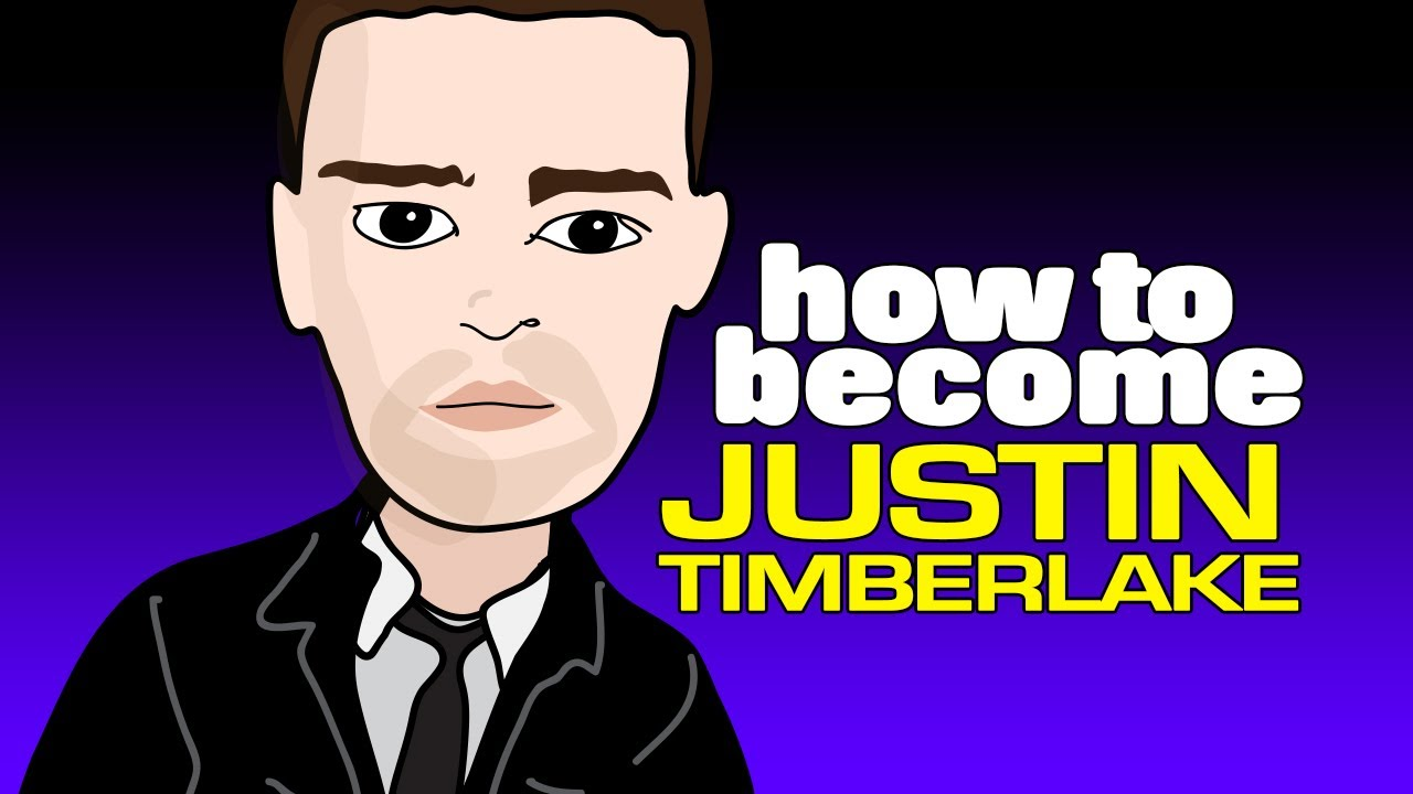 How to Become Justin Timberlake