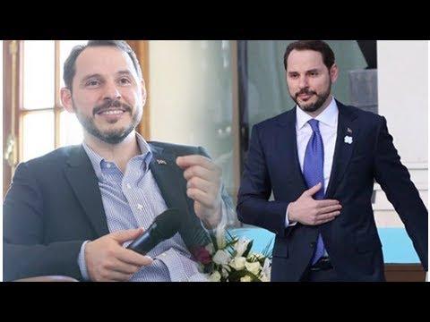 Erdoğan'ın damadı Berat Albayrak nereli eşi Esra Erdoğan ve çocukları DuckNews TV