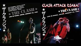 The Clash - Live in Osaka, Japan, 1982 (Full Concert!)