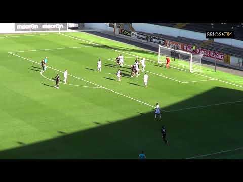 Vitória SC 'B' 0-3 Académica: Resumo