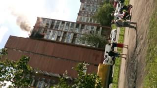 02.07.2016.Пожар в общежитии на Ударников. Погибла женщина.(, 2016-07-03T07:50:42.000Z)