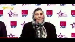 Şehit annesi Pakize Alp Akbaba'nın konuşması salonu çoşturdu!
