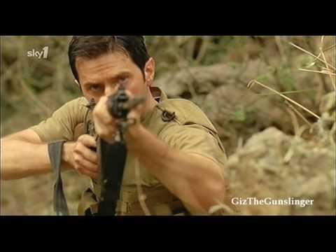 Strike Back (Richard Armitage - John Porter) - Seven Nation Army
