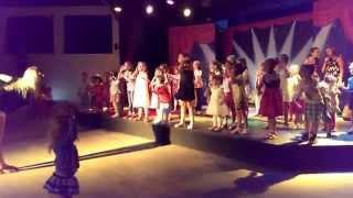 Детская анимация. Турция, Кемер 2015(Первые танцы Настены в Турции., 2015-08-03T16:44:48.000Z)