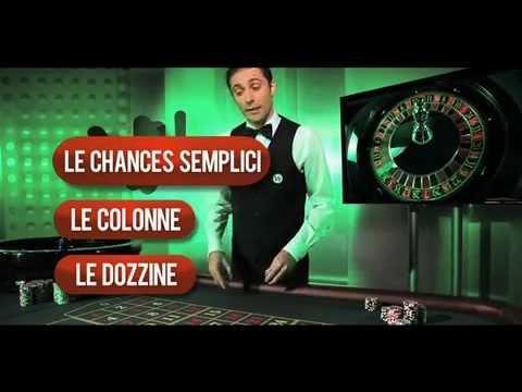 Roulette casino come si gioca