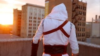 Assassin's Creed Meets Parkour in Real Life thumbnail