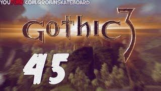 45#Zagrajmy w Gothic III - Duży Exp w Nordmarze :)